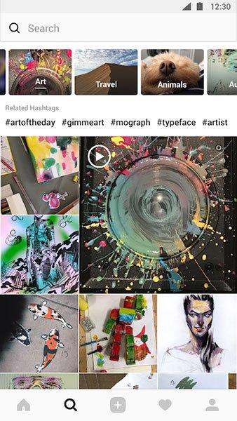 """دانلود Instagram 123.0.0.21.114 – برنامه """"اینستاگرام"""" اندروید"""