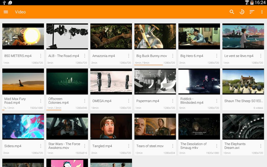 """دانلود VLC for Android 3.2.2 – برنامه پلیر قدرتمند """"وی ال سی"""" اندروید"""