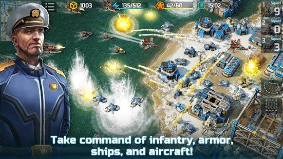 """دانلود Art of War 3 1.0.78 – بازی استراتژی آنلاین """"هنر جنگ"""" اندروید"""