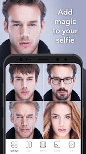 """دانلود FaceApp 3.6.0.1 – برنامه ویرایش چهره """"فیس اپ"""" اندروید"""