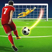 """دانلود Football Strike 1.25.1 – بازی آنلاین """"ضربه ایستگاهی"""" اندروید"""