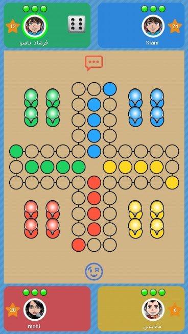 دانلود بازی منچ آنلاین 3.1.2 اندروید