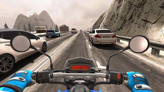 """دانلود Traffic Rider 1.61 – بازی موتورسواری """"ترافیک رایدر"""" اندروید"""