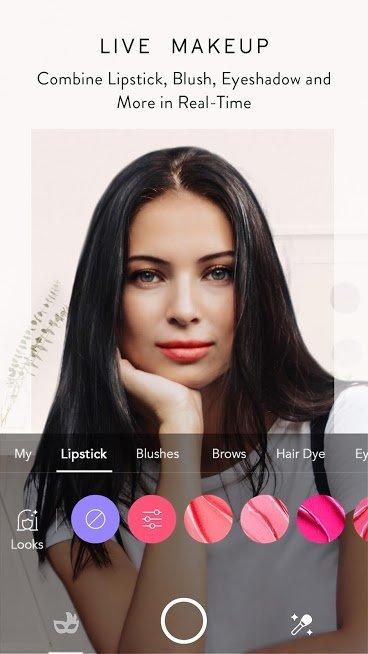 """دانلود MakeupPlus 5.3.27 – برنامه آرایشگری """"میکاپ پلاس"""" اندروید"""