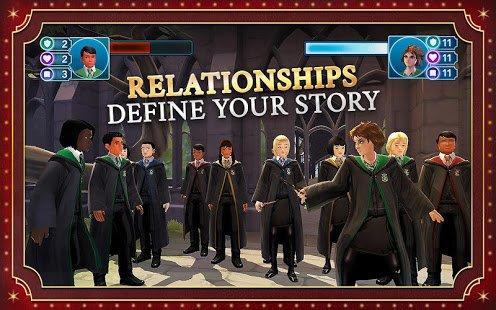 """دانلود Harry Potter: Hogwarts Mystery – بازی """"هری پاتر: راز هاگوارتز"""" اندروید"""