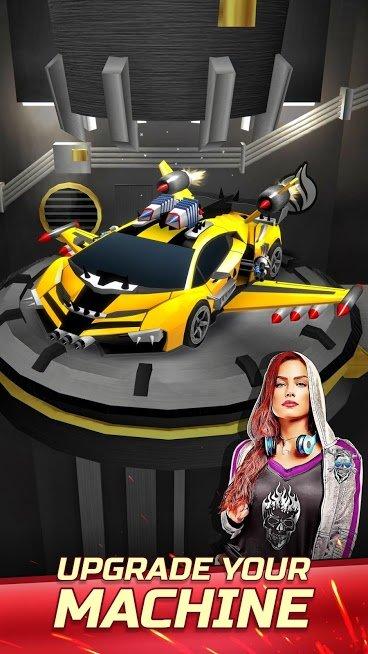 """دانلود Chaos Road: Combat Racing 1.7.3 – بازی """"آشوب در جاده"""" اندروید"""