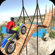 """دانلود Bike Stunt Master 3.80 – بازی """"استاد موتور سورای تعادلی"""" اندروید"""