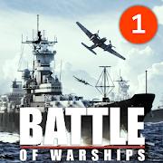 """دانلود Battle of Warships 1.72.12 – بازی اکشن """"نبرد کشتی ها"""" اندروید"""