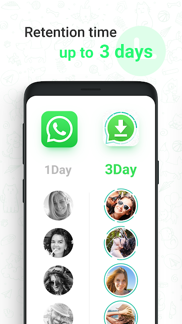 دانلود Status Saver for WhatsApp 1.3.1 – برنامه سیو استاتوس واتساپ برای اندروید