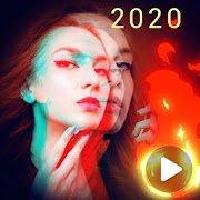 دانلود Magic Video Effect 3.07 – برنامه افکت گذاری رو فیلم برای اندروید