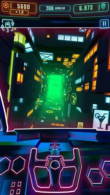 """دانلود Neon Flytron 1.9.2 – بازی """"نئون فلایترون"""" برای اندروید"""