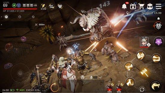 دانلود بازی آنلاین A3: STILL ALIVE 1.0.17 برای اندروید