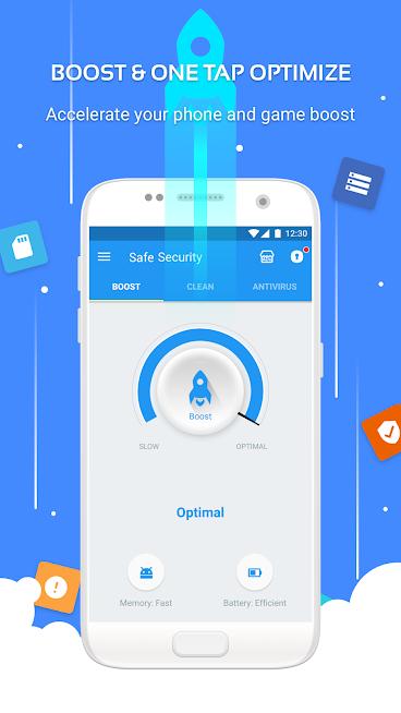 """دانلود Safe Security 5.6.9.4834 – برنامه امنیت گوشی """"سیف سکیوریتی"""" اندروید"""