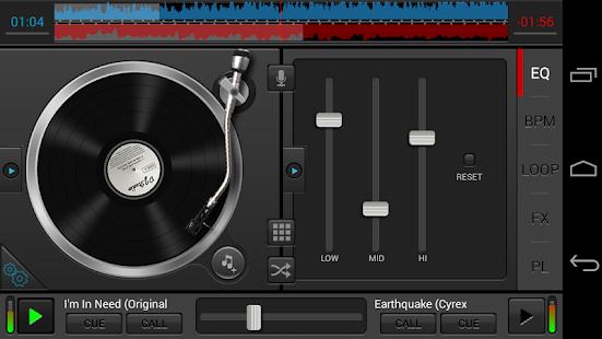 دانلود DJ Studio 5 5.6.1 – برنامه دی جی استودیو برای اندروید