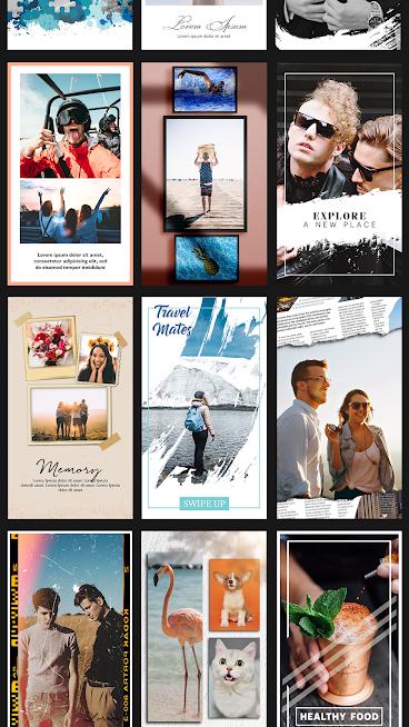 دانلود Story Maker 1.3.4 – برنامه استوری میکر اینستاگرام برای اندروید