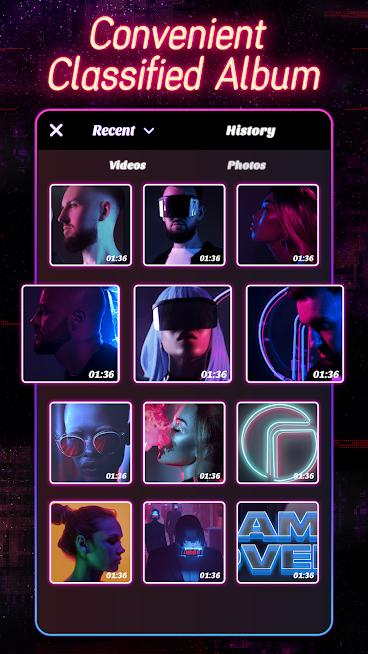 """دانلود VidLight Video Editor 1.5 – برنامه افکت گذاری ویدیو """"ویدلایت"""" اندروید"""