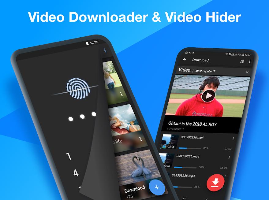 """دانلود Video Hider 1.2.0 – برنامه مخفی کردن عکس و فیلم """"ویدیو هایدر"""" اندروید"""