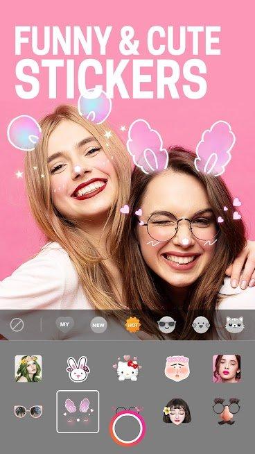 """دانلود BeautyPlus 7.2.040 – برنامه دوربین سلفی و ویرایشگر عکس """"بیوتی پلاس"""" اندروید"""
