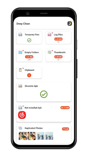 دانلود برنامه Clear Cache – Optimize & Clear Junk 3.17 برای اندروید