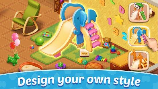 """دانلود Baby Manor 1.7.5 – بازی """"ملک کودک"""" برای اندروید"""