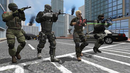 """دانلود Earth Protect Squad 2.10.32 – بازی """"جوخه محافظ زمین"""" اندروید"""