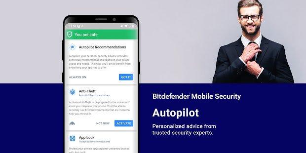 دانلود Bitdefender MOD 3.3.106.1441 – برنامه آنتی ویروس بیت دفندر اندروید