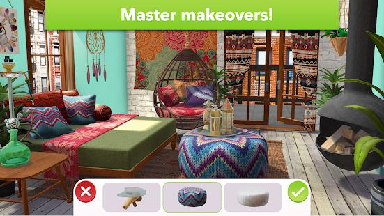 دانلود Home Design Makeover MOD 3.6.6g – بازی طراحی خانه برای اندروید