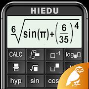 دانلود HiEdu Scientific Calculator 4.3.1 – برنامه ماشین حساب علمی اندروید