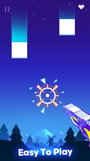 """دانلود Beat Fire 1.1.57 – بازی موزیکال """"فایر بیت"""" برای اندروید"""