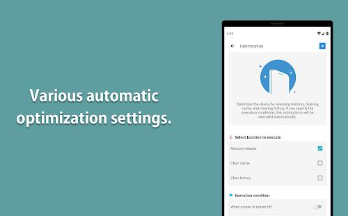 """دانلود Auto Optimizer 10.0.9 – برنامه بهینه ساز """"اوتو آپتیمایزر"""" اندروید"""