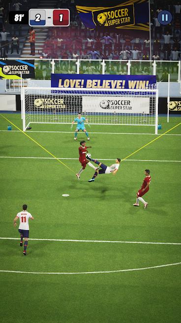 """دانلود Soccer Super Star 0.0.53 – بازی """"سوپر استار فوتبال"""" برای اندروید"""