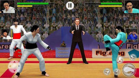 """دانلود Karate Fighting 2.5.6 – بازی فوق العاده """"مبارزه کاراته"""" اندروید"""