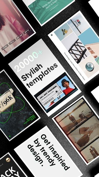 """دانلود FocoDesign 1.3.5 – برنامه ساخت استوری """"فوکو دیزاین"""" اندروید"""