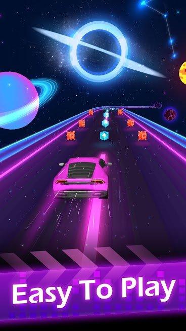 """دانلود Beat Racing 1.3.4 – بازی موزیکال """"مسابقه موزون"""" برای اندروید"""