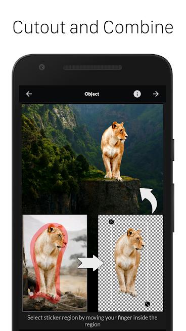 """دانلود LightX Photo Editor 2.1.2 – بر نامه ویرایشگر عکس """"لایت ایکس"""" اندروید"""