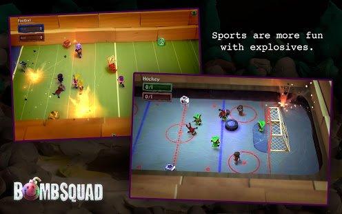 """دانلود BombSquad 1.6.1 – بازی اکشن """"جوخه بمب گذار"""" برای اندروید"""