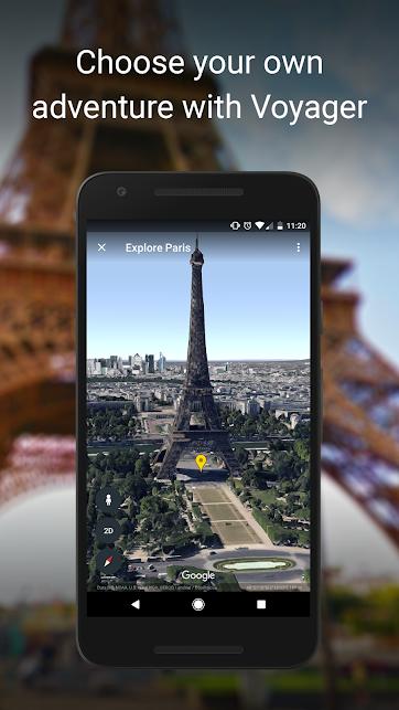 دانلود Google Earth 9.132.1.1 – برنامه گوگل ارث برای اندروید