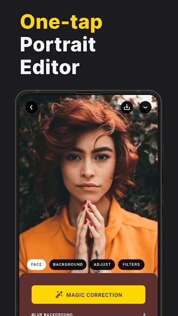 """دانلود Lensa 3.0.0.218 – برنامه ویرایش عکس سلفی """"لنزا"""" اندروید"""