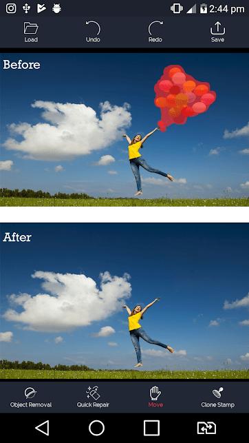 """دانلود Photo Retouch 2.2 – برنامه روتوش عکس """"فوتو ریتاچ"""" برای اندروید"""