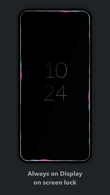 دانلود Muviz Edge 1.3.2.0 – برنامه نمایش رقص نور دور صفحه گوشی اندروید