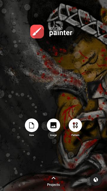 دانلود Infinite Painter 6.6.1 – برنامه نقاشی و طراحی حرفه ای برای اندروید