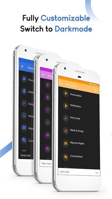 دانلود Mood Messenger 2.1s – برنامه مدیریت پیام کوتاه برای اندروید