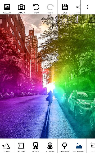 دانلود Chroma Lab 1.3.10 – برنامه تنظیم رنگ تصاویر برای اندروید