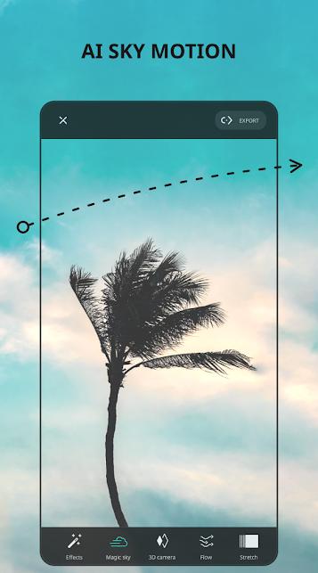دانلود VIMAGE 3.1.1.4 – برنامه ساخت تصاویر متحرک حرفه ای برای اندروید