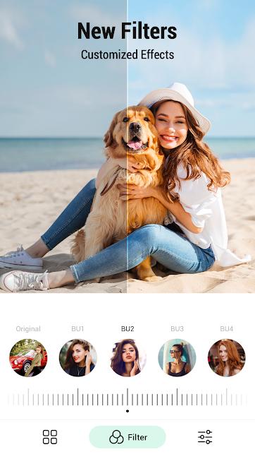دانلود PickU 3.2.4 – برنامه ویرایشگر عکس همه کاره برای اندروید